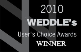 2010 Weddle's User's Choice Awards Winner